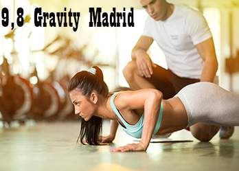 Resultados de Madrid de 9,8 Gravity Madrid