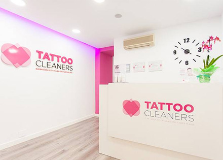 Resultados de Madrid de Tattoo Cleaners