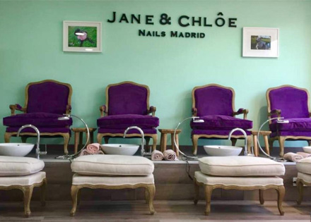 Resultados de Madrid de Jane & Chloe Nails
