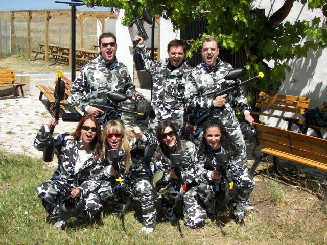 Paintball Action Live