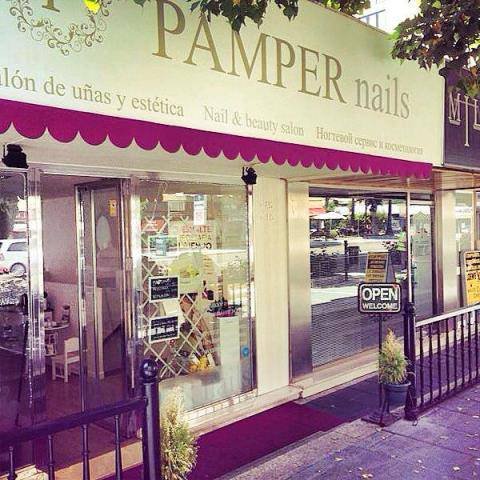 Pamper Nails Masaje Terapeútico