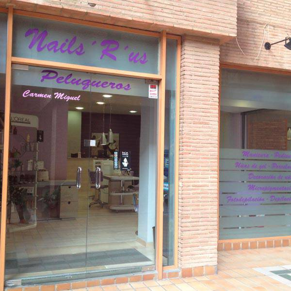 Nails Rus Centro de Estética  Pedicura