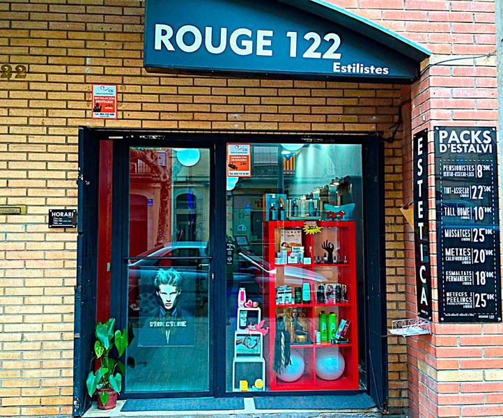 Rouge 122 Color