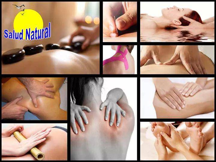 Salud Natural  Acupuntura