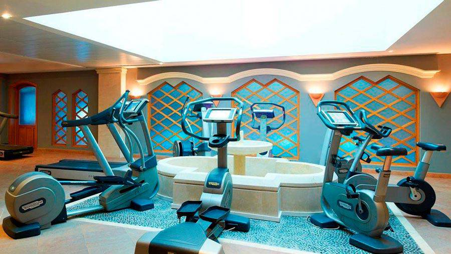 Caroli Health Club Valencia Spa SPA