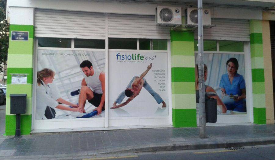 Fisiolife Plus Valencia