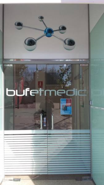 Bufet Medic Hospitalet Fisioterapia