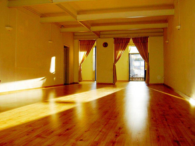 Yoga Studio Barcelona Fitness
