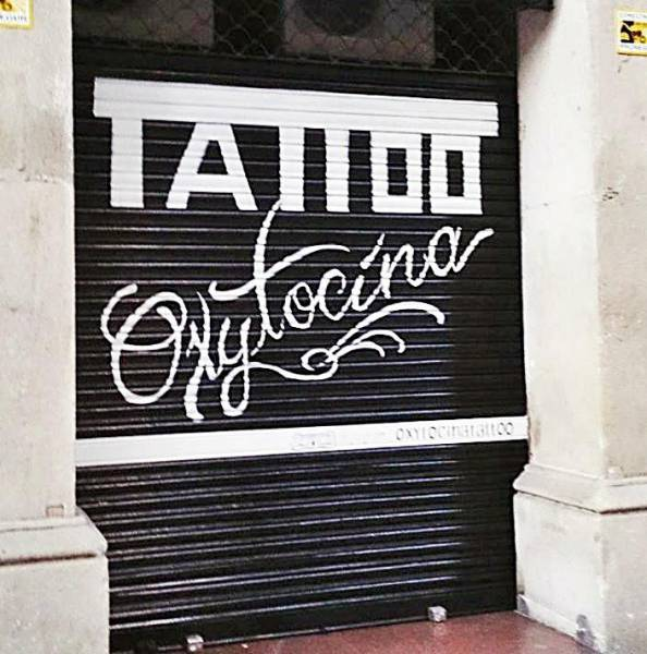 Oxytocina Tattoo Tatuajes