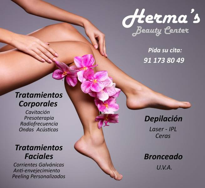 Hermas Beauty Center Bronceado