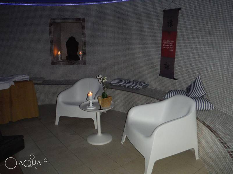 Aqua Club Termal SPA en Pareja