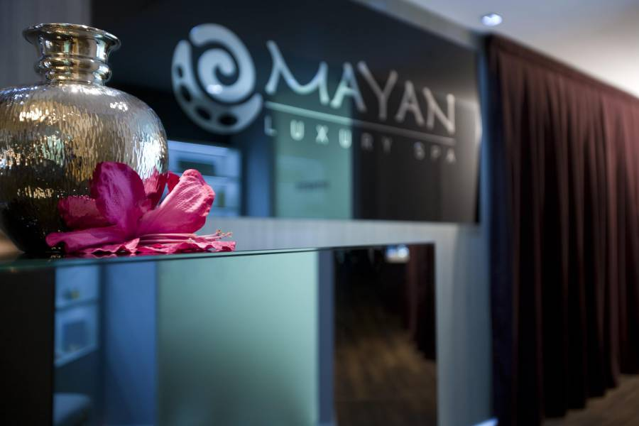 Mayan Luxury Spa Color