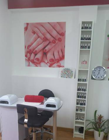 Burban Nails Pedicura