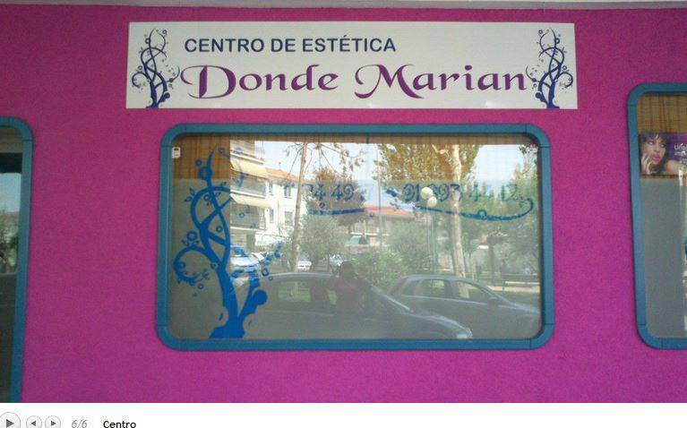 Donde Marian Maquillaje