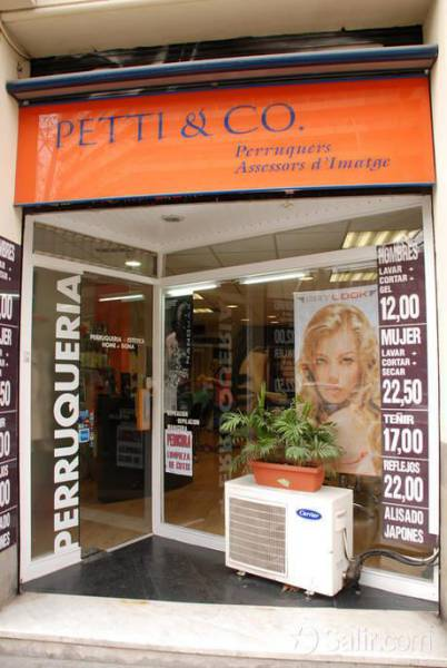 Petti and Co Corte de Pelo