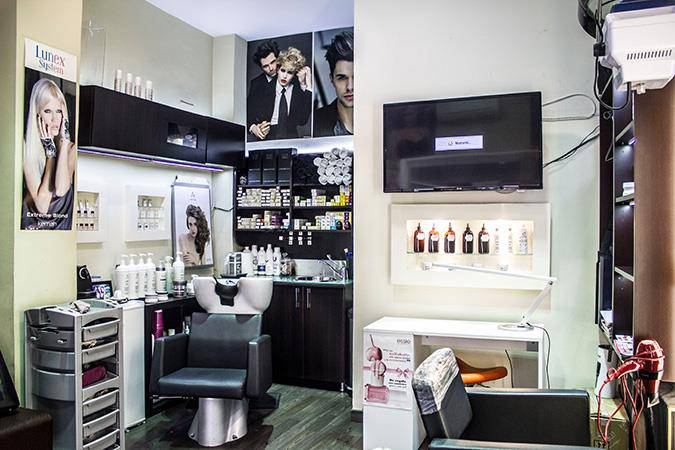 Vidal Coiffeur Maquillaje