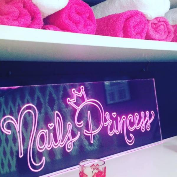 Nails Princess Pedicura
