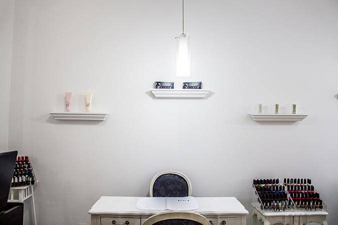 Opium Manicure and Pedicure Marcas