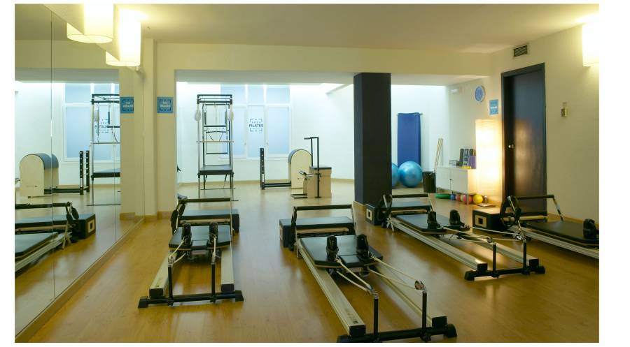Area Pilates Fisioterapia