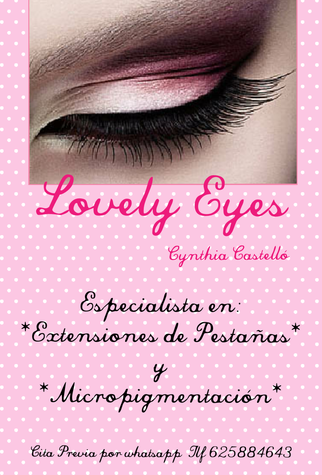 Lovely Eyes Micropigmentación