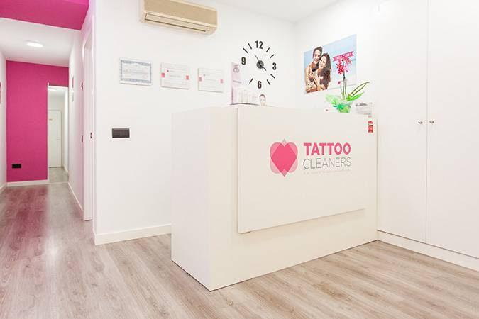 Tattoo Cleaners Tatuajes