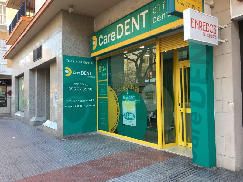 Caredent Cádiz Dental