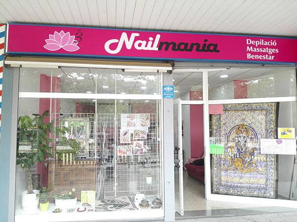 Nailmania Terrasa Pedicura