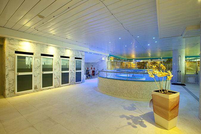 Olympia Hotel Events and Spa SPA