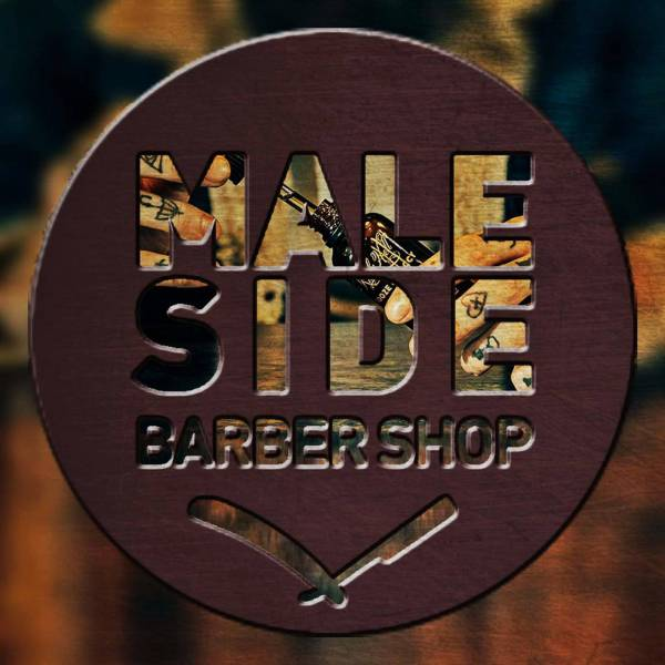 Male Side Barber Shop Corte de Pelo