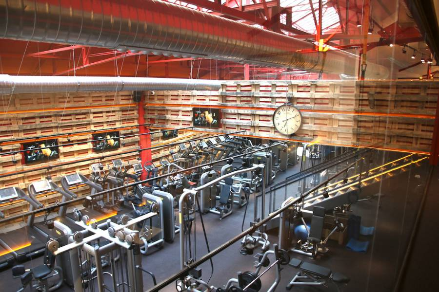 Caroli Health Club Boutique Gym Masaje Terapeútico