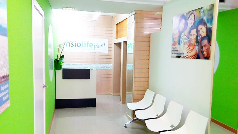 Fisiolife Móstoles Fisioterapia
