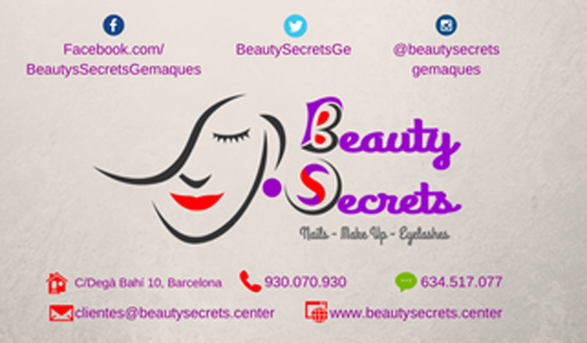 Beauty Secrets Bodas y Novias