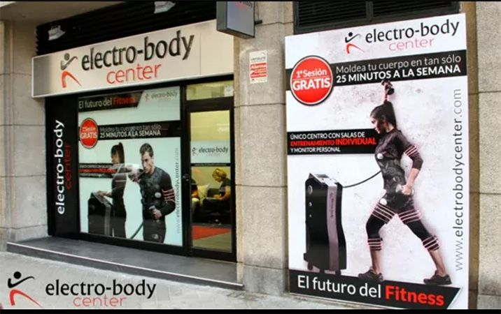 Electrobody Center Nuevos Ministerios Dental