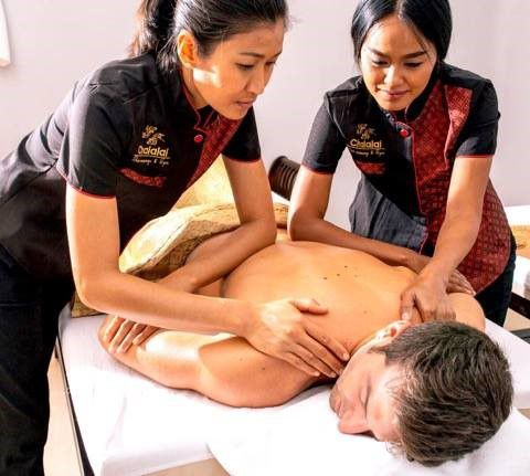 Chalalai Thai Massage & Spa Masaje Temático
