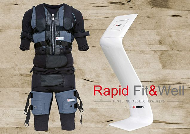 Rapid Fit & Well Marcas Estética