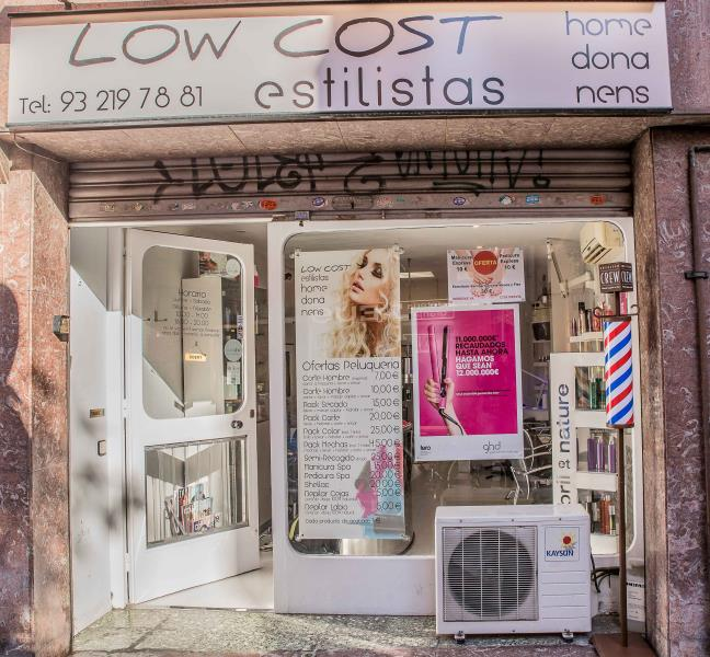 Low Cost Estilistas Gracia Pedicura