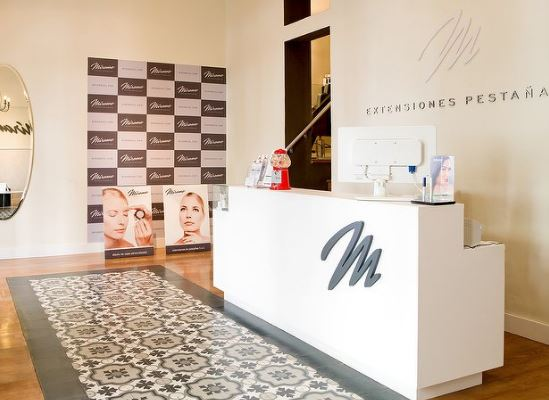 Mirame Lashes & Brows Madrid Depilación con Hilo