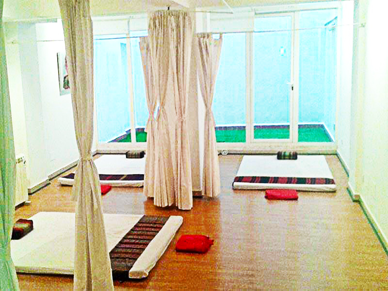 Art Thai Massage Reflexología