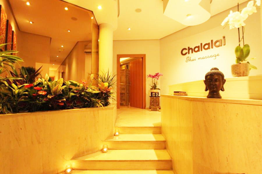 Chalalai Thai Massage & Spa Reflexología