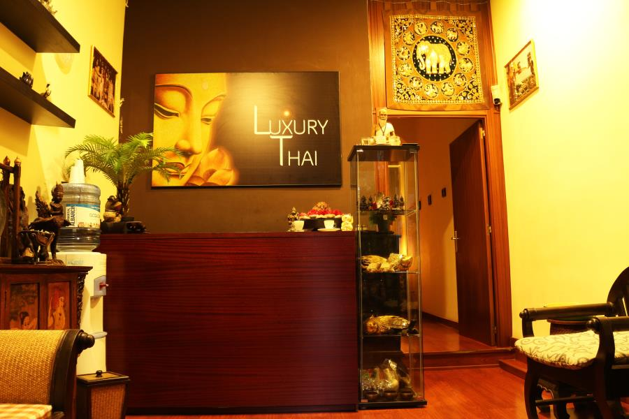 Luxury Thai Aromaterapia